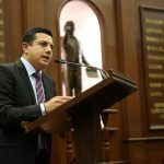 Escobar Ledesma dijo lo anterior al presentar un posicionamiento durante la sesión ordinaria que este miércoles realizó la LXXIV Legislatura