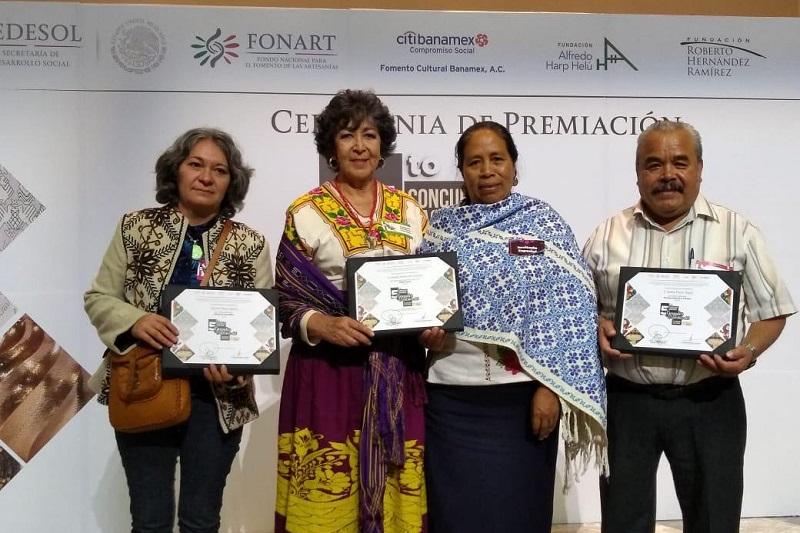 Más de 213 mil pesos fue la bolsa en premios para los tres michoacanos ganadores