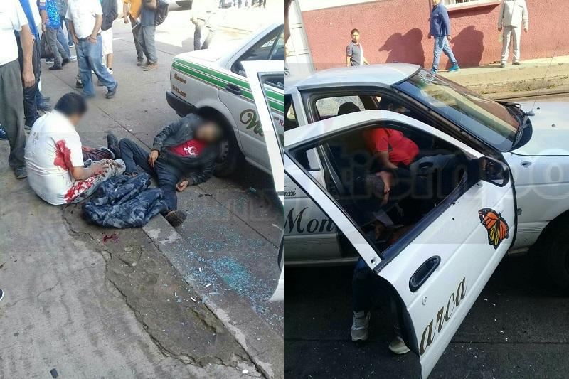 Tras el ataque dos personas perdieron la vida y dos más resultaron lesionadas