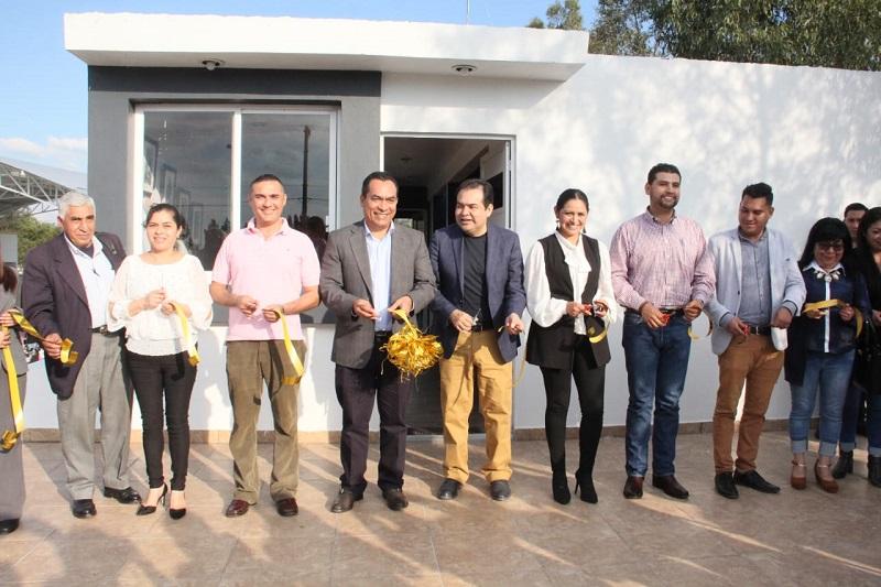 """""""Esta Casa de Gestión será el enlace con los ciudadanos, en donde apoyaremos a quienes lo requieran y desde aquí contribuiremos con los municipios a generar desarrollo y bienestar"""", sostuvo Martínez Soto"""
