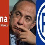 """Hay que recordar que el michoacano Felipe Calderón, entre muchos otros """"calderonistas"""", fue uno de los artífices de la derrota de Ricardo Anaya como candidato presidencial del PAN y de la coalición """"Por México al Frente"""""""