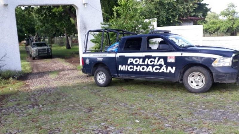 A la par, los uniformados realizan trabajos preventivos en la Autopista Siglo XXI para impedir el robo de automotores y la comisión de otros delitos