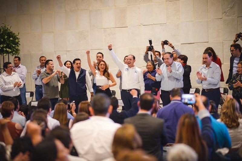 La Unidad de Acción Nacional servirá para hacer valer su fuerza ante el gobierno de López Obrador: Marko Cortés