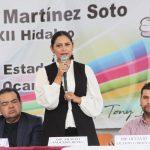 La legisladora de extracción perredista refirió que el efecto cohesionador del turismo se observa también con el medio ambiente y la preservación de los recursos naturales en las comunidades