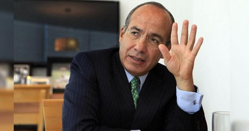 Desde que dejó la presidencia en 2012, Calderón había mantenido una postura crítica hacia dirigentes del partido como Gustavo Madero, Ricardo Anaya y Damián Zepeda