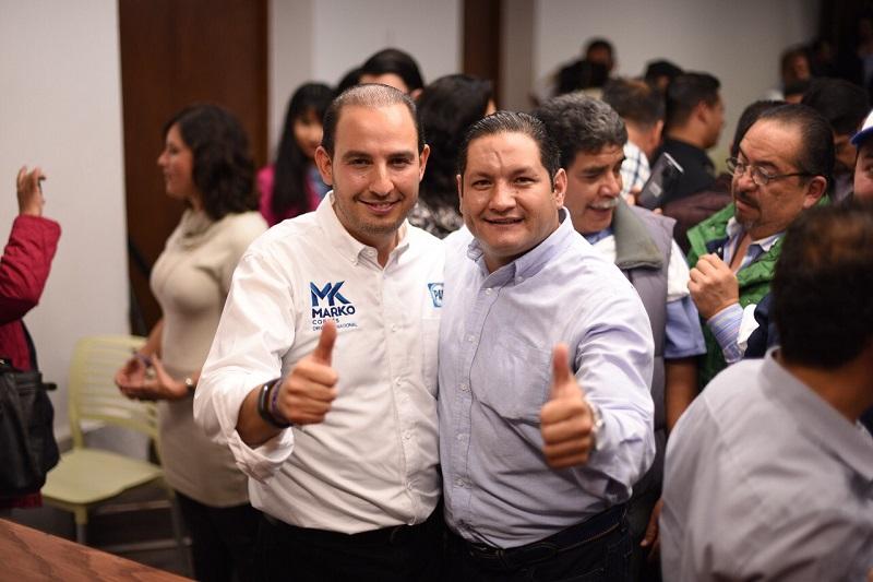 Cardona Anguiano destacó que en cada entidad y municipio se colocaron centros de votación