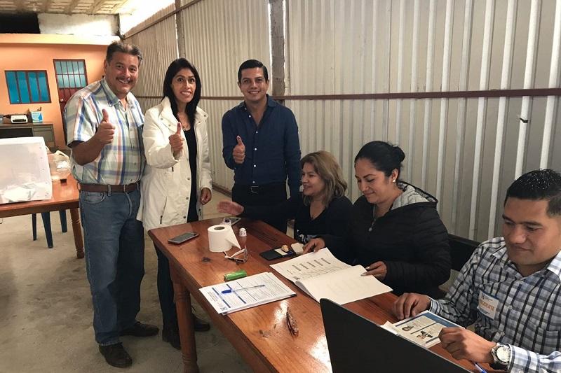 Este domingo se elegirá la mejor opción para encabezar los próximos 3 años al Comité Ejecutivo Nacional: Óscar Escobar