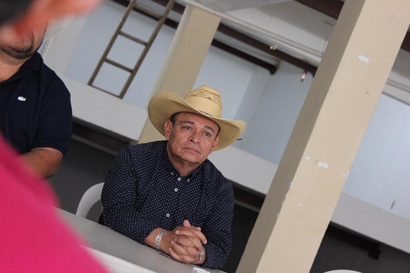 El diputado del PT realizó una gira de trabajo por los municipios de Puruándiro y Villa Morelos