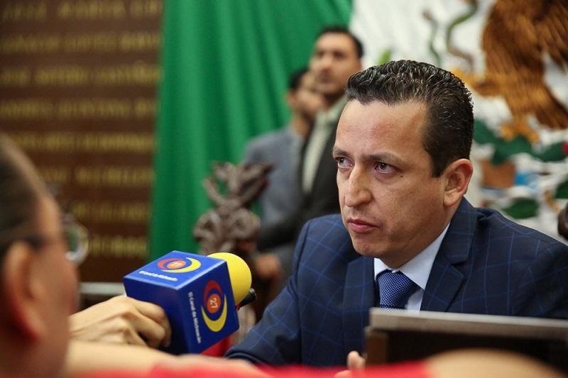 El legislador por el Distrito IX de Los Reyes, llamó a todos los panistas michoacanos a trabajar juntos para lograr el reencuentro de la militancia con los ideales que dieron vida al PAN