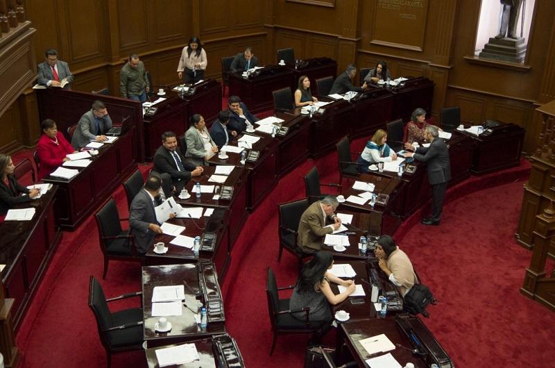 Propone Morena armonizar Constitución de Michoacán en tema de austeridad