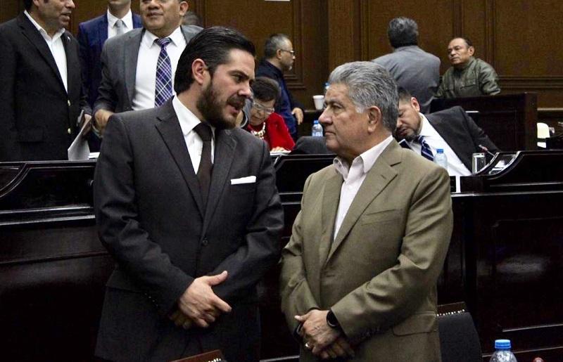 Eduardo Orihuela señaló que también fortalecerán e impulsarán propuestas legislativas que apoyen la economía familiar, sobre bases sostenibles que amplíen las oportunidades de empleo digno para los michoacanos