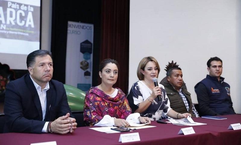 Anticipó que a los santuarios michoacanos, que permanecerán abiertos del 17 de noviembre al 31 de marzo de 2019, arriben más de 140 millones de mariposas