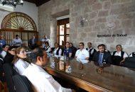 Es así que este lunes, la Secretaría de Salud de Michoacán (SSM), recibió a un grupo de evaluadores procedentes de la Dirección General de Calidad en Salud (DGCS), con el propósito de llevar a cabo los procesos de acreditación de tres de sus hospitales