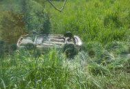 Tras el percance automovilistas que se percataron de dicho accidente dieron aviso a los servicios de emergencia