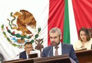 Ramírez Bedolla puntualizó que el Presidente electo debe considerar a las Zonas Económicas Especiales del país como áreas prioritarias para el desarrollo nacional