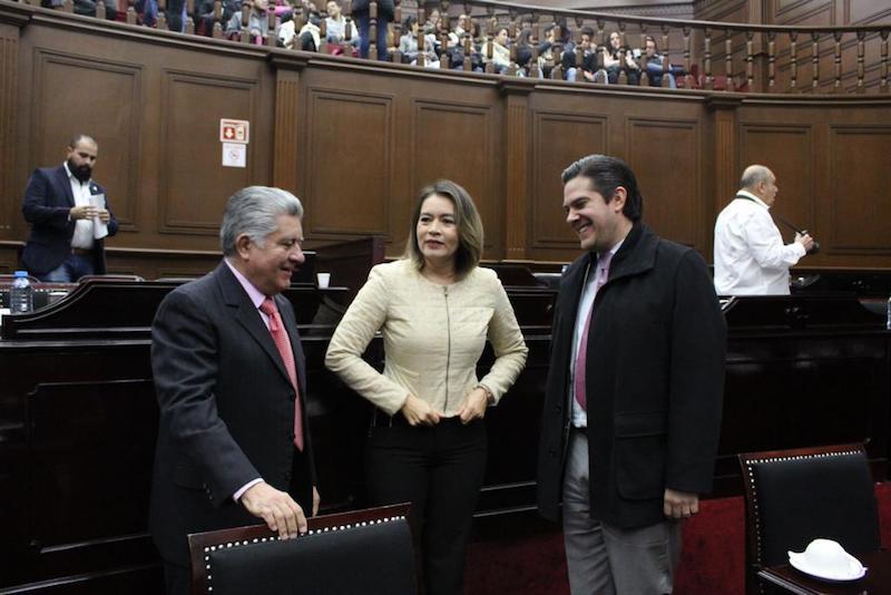 Eduardo Orihuela indicó que el GPPRI impulsará acciones para lograr una Ley que fortalezca el desarrollo integral de la juventud michoacana