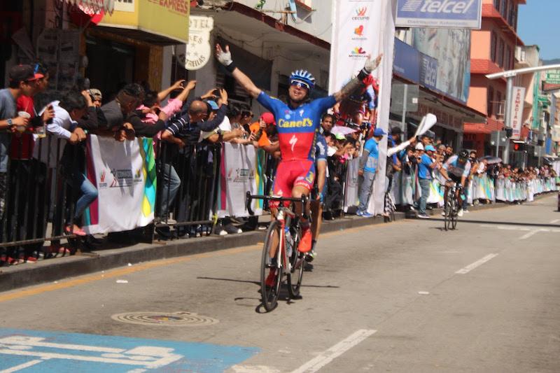 Miles de michoacanos y michoacanas se dieron cita a lo largo del recorrido de esta primera etapa para apoyar con porras a los ciclistas