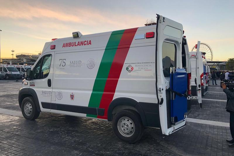 Al concluir el evento, Carpio Ríos, agradeció al Gobierno Federal el apoyo hacia la población michoacana, por la dotación de las ambulancias que se sumarán a la flotilla que actualmente opera en los 113 municipios de la entidad
