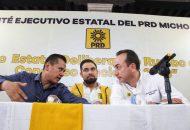 """Soto Sánchez consideró necesario que el PRD retome su vocación, """"regresar al origen, para no olvidar nuestra causa, es la clave"""", agregó."""