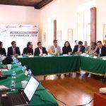 Destacan la conclusión de la Vuelta Ciclista Internacional Michoacán y el desfile cívico-deportivo