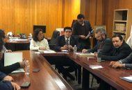 Antonio Madriz subrayó que se instaló una mesa de trabajo con la finalidad de resarcir el déficit cercano a los cinco mil millones de pesos que enfrenta la dependencia