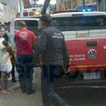 Según versiones preliminares, el vehículo accidentado pudo haberse quedado sin frenos