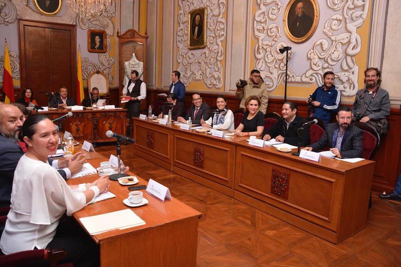 Vanegas Garduño recriminó que los ayuntamientos no hayan desarrollado obras de infraestructura que permitan colocarse al nivel de progreso como el que presenta la cabecera municipal