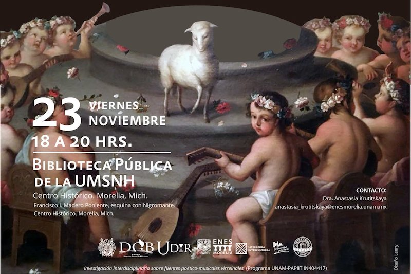 A través de la Dirección General de Bibliotecas, dictada por el musicólogo Omar Morales Abril