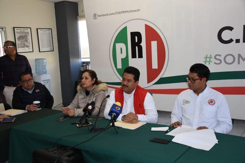 """""""El tema de seguridad no deberá ser una disputa entre el estado y el municipio; los ciudadanos se quedan en un estado de indefensión ante esta disyuntiva de quién se hará cargo de su seguridad"""": López García"""