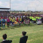 Arranca la Liga Municipal de Futbol Morelia tras inundación de sus canchas