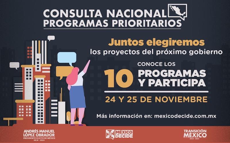 En el estado de Michoacán se instalarán 30 centros de opinión pública en diferentes municipios