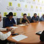 Soto Sánchez entabló el diálogo con liderazgos de la Meseta Purépecha, en el objetivo de mantener un constante acercamiento con las figuras representativas, quienes llevarán el mensaje de reorganización a cada rincón del estado