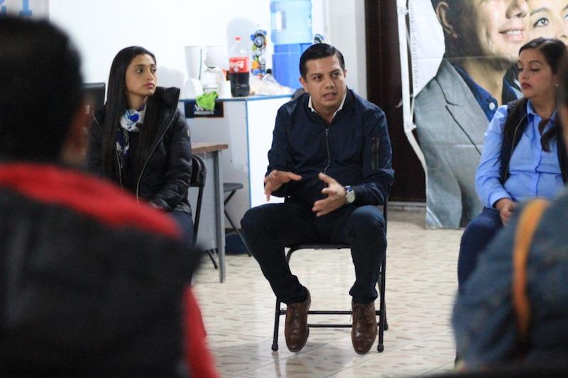 El respeto y humildad serán fundamentales para lograr la unidad de Acción Nacional: Óscar Escobar Ledesma