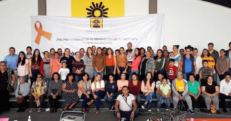Antonio Soto Sánchez manifestó su convicción de que las mujeres vivan en un ambiente de paz, sin temor a ser agredidas y violentadas