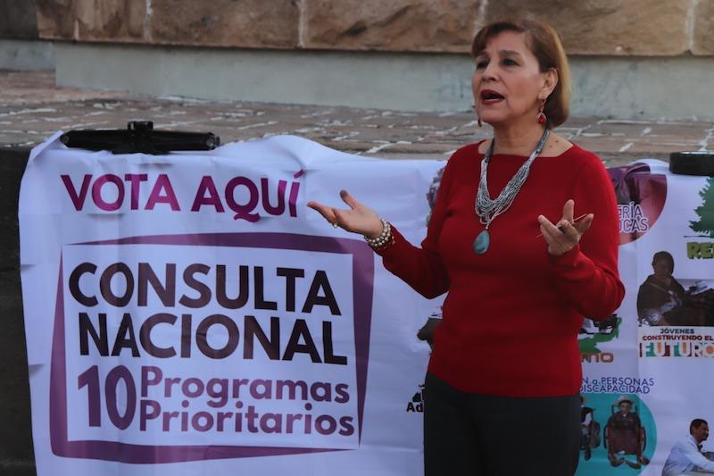 Habrá cambio en la ley para hacer más flexible y continuas las consultas, asegura Piña Gudiño