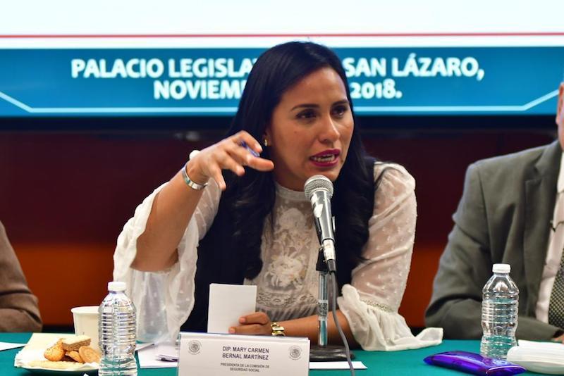 El temor a represalias llevan a no denunciar casos de violencia: Bernal Martínez