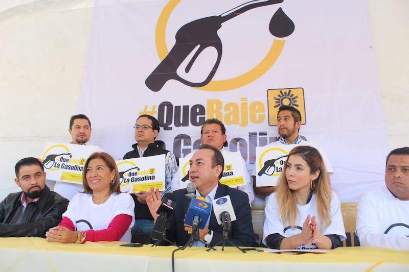 La propuesta busca reunir alrededor de un millón de firmas ciudadanas, para exigir que se cumpla una de las promesas de campaña del próximo Presidente de México