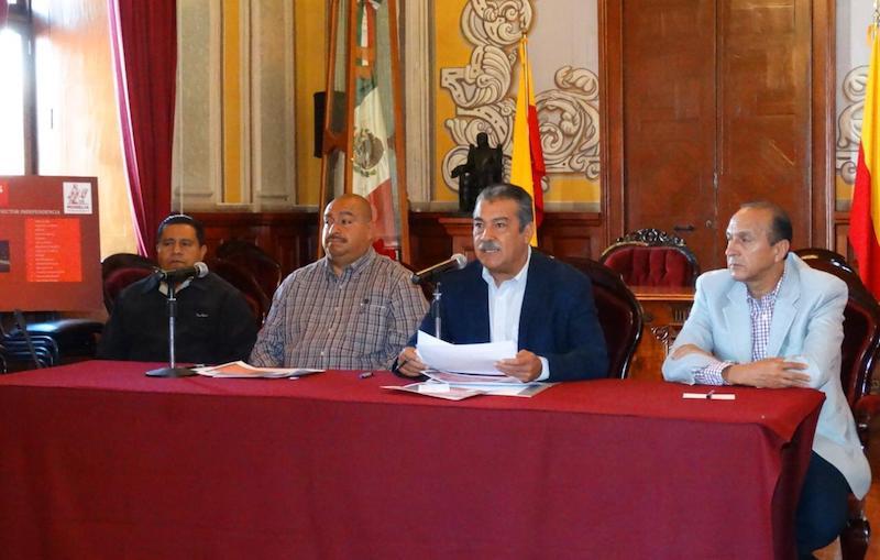 Raúl Morón compartió que los recursos para la puesta en marcha de este plan surgió de la reducción de gastos en asesorías, vigilancia y arrendamiento, por lo que no se desfalcarán las arcas del Ayuntamiento