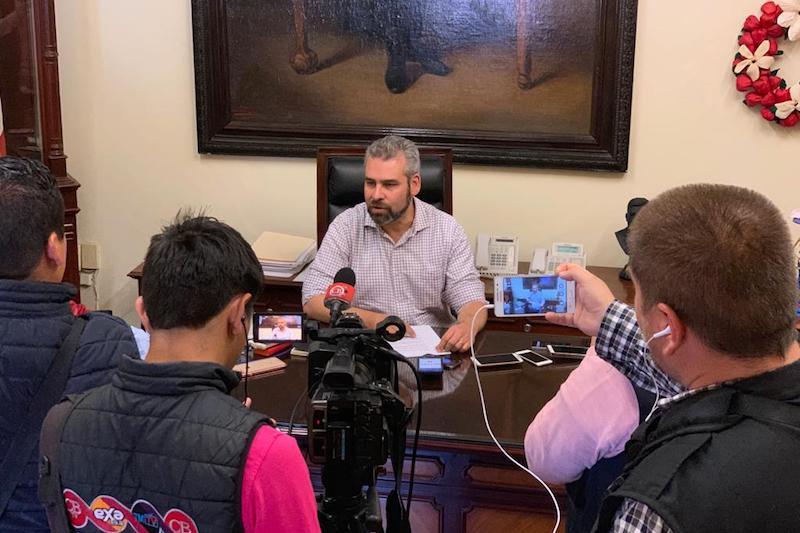 La bancada del Morena convoca a Silvano Aureoles a ponderar el diálogo y la construcción de acuerdos: Ramírez Bedolla