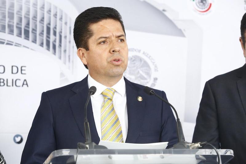 """""""Que el Gobierno Federal se haga responsable mandato constitucional y se garantice el pago oportuno a los maestros"""": Antonio García Conejo"""