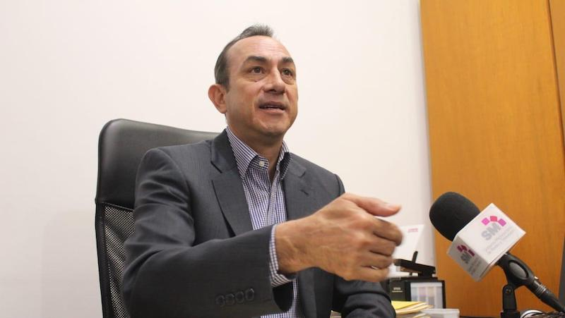 """""""Es una acción necesaria e indispensable, para evitar que se siga teniendo un déficit creciente en las finanzas públicas de Michoacán"""": Antonio Soto"""
