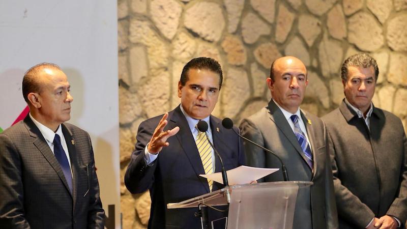 Puntualiza que este tema es una oportunidad del nuevo gobierno para replantear la relación Federación-Estados