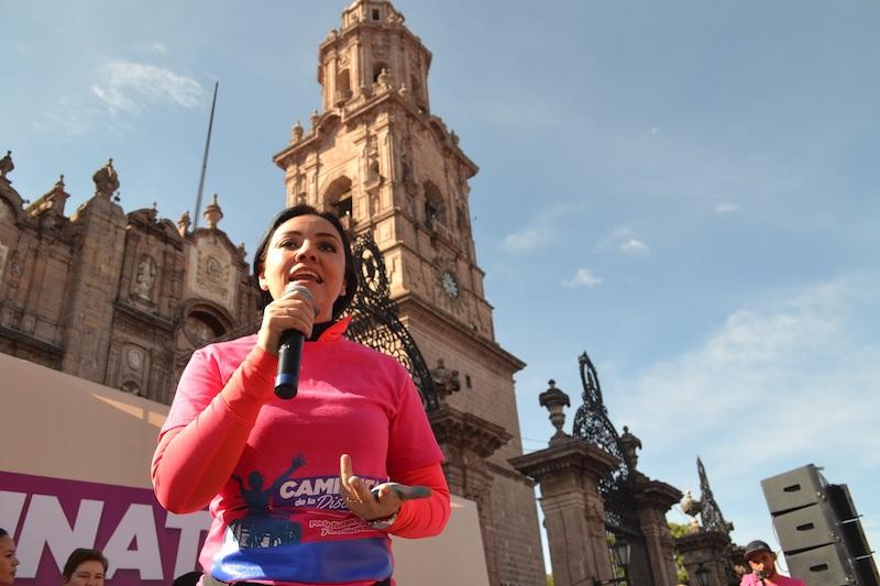 Necesario reforzar cultura de la inclusión: Adriana Hernández