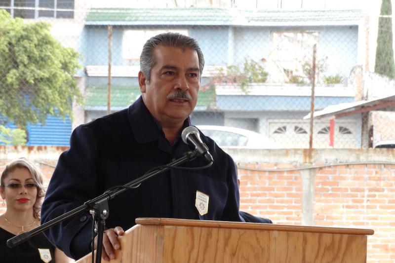 Morón Orozco externó que se elabora un diagnóstico de todos los centros educativos para determinar las principales necesidades a atender