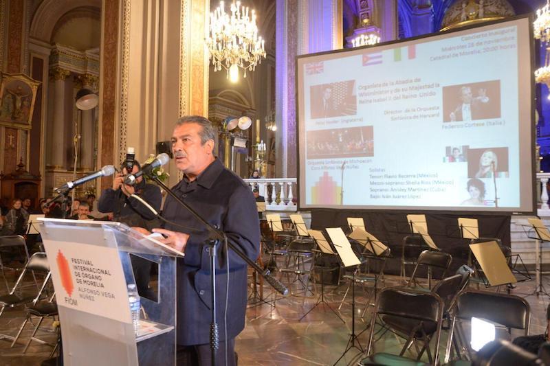La Tenencia Santa María de Guido recibirá las actividades de éste Festival, informó el presidente municipal de Morelia