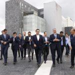 Silvano Aureoles manifestó su interés de conocer experiencias de éxito en otros lugares del país, que puedan replicarse en Michoacán y que permitan avanzar en el objetivo de consolidar un Gobierno eficaz, transparente y austero