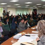 En sesión extraordinaria del máximo órgano de gobierno de la UMSNH, se detallan informes sobre estados financieros