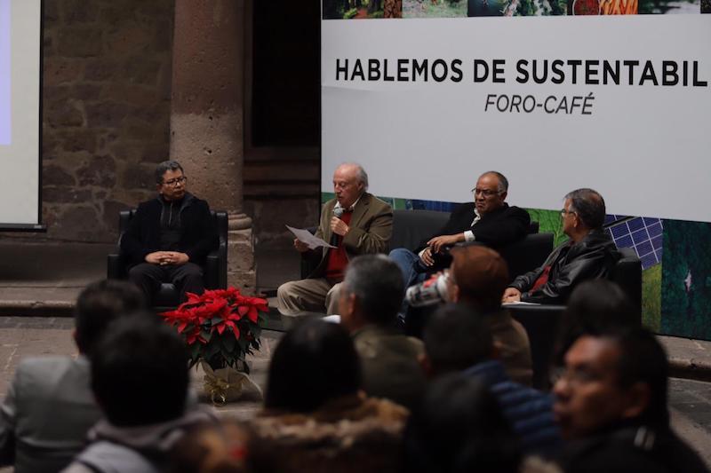 Esta serie de ponencias fue organizada por la Dirección de Enlace y Gestión y su titular Jorge Alfonso Suárez López, así como la Dirección de Residuos Sólidos
