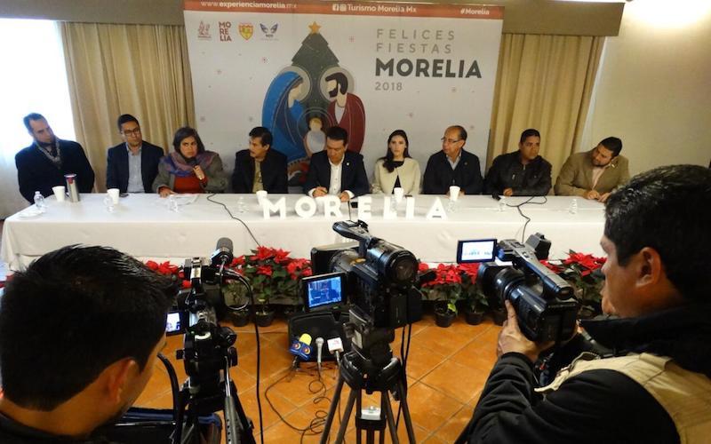 Monroy García precisó que otro de los atractivos será el Nacimiento que se colocará en la Plaza de Armas en pleno Centro Histórico