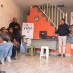 Óscar Escobar Ledesma aseguró que en 13 días de campaña ya ha tenido acercamiento con 2 mil 300 panistas de 48 municipios de Michoacán